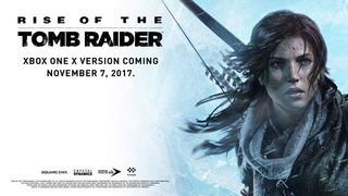 Rise of the Tomb Raider on Xbox One is the version