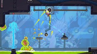 Splasher will come to Xbox One and PS4 the 29th of September