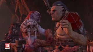 Shadows of War gets free content and the DLC The Tribe of Death