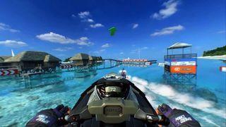 Aqua Moto Racing Utopia for Switch presents in video