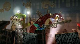 LittleBigPlanet - Heavy Metal