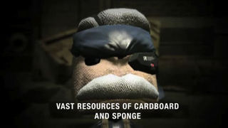 LittleBigPlanet - Paquete MGS4