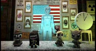 LittleBigPlanet - Watchmen