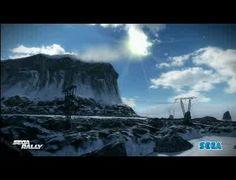Sega Rally - Ártico