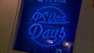 PSVITA Days - Primeras horas