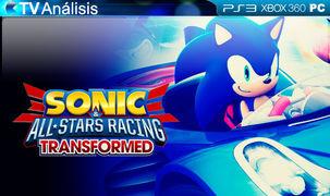 Videoanálisis Sonic & All-Stars Racing Transformed