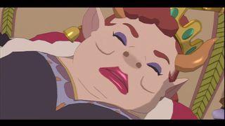 Ni no Kuni: La ira de la Bruja Blanca - Sesión de juego Secuencia 3D