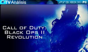 Call of Duty: Black Ops II - Videoanálisis Revolution