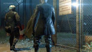 Metal Gear Solid V: The Phantom Pain - Ground Zeroes en japonés