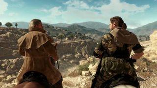 Metal Gear Solid V: The Phantom Pain - Demo E3 2014