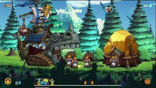 Gameplay Presentata Swords & Soldiers II