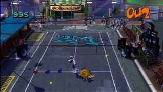 Sega Superstars Tennis - Jet Set Radio