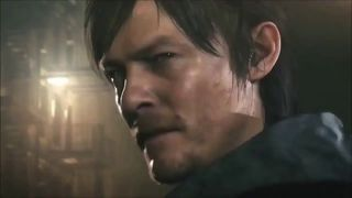 Find the actor Norman Reedus appeared in Silent Hill 3