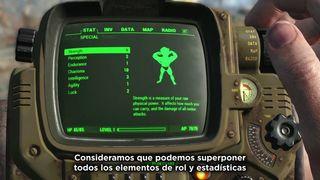 Fallout 4 - Libertad para jugar