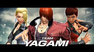 The King of Fighters XIV - Yagami Team