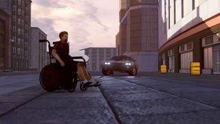 Carmageddon: Max Damage - Sillas de ruedas