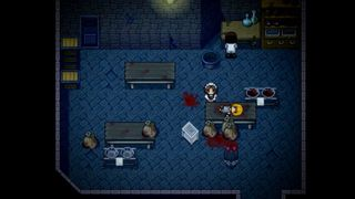 The role and terror from Mad Father is already on Steam