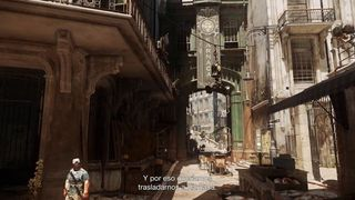 Dishonored 2 shows us the creation of Karnaca, the city of the game