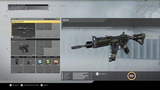 Call of Duty: Infinite Warfare shows us the customization of weapons