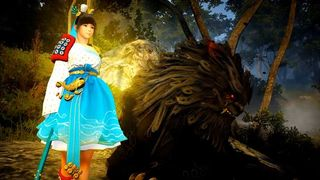 The publisher of Black Desert Online and the developers of Tera have signed an agreement for a new MMORPG