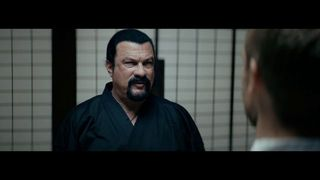 Steven Seagal may be getting on the event of World of Warships