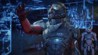 Unveiled the special editions of Mass Effect Andromeda
