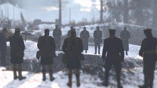 Le jeu de la Première Guerre Mondiale, Verdun recréer la trêve de Noël