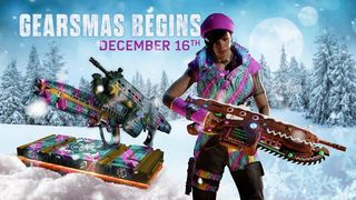 Gears of War 4 recebe novo conteúdo e modo de temas de natal