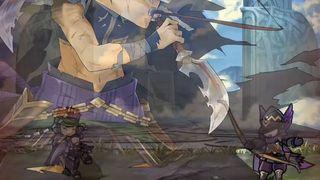 Silvia, Dragon Quest XI, it will be in the next Itadaki Street