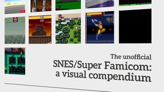 'The unofficial SNES/Super Famicom: a visual compendium' manages to be financed