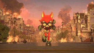 Sonic Forces montre comment vous pouvez créer et personnaliser votre propre personnage