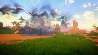 The adventure game Yonder: The Cloud Catcher Chronicles presents a new trailer