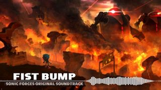 Sonic Forces - Fist Bump