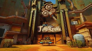 Overwatch presents its next map, Junkertown