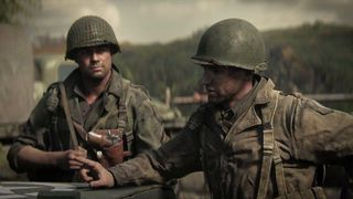 Call of Duty: WWII teaches us his trailer focused on the campaign