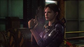 Detailed the features of Resident Evil Revelations on Switch