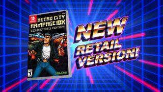 Retro City Rampage DX - Edición física