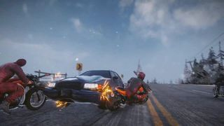 Road Redemption - Tráiler de lanzamiento