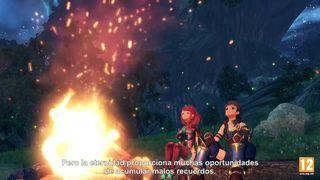 Xenoblade Chronicles 2 - Tráiler de la historia
