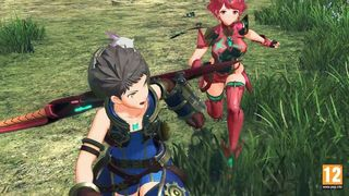 Xenoblade Chronicles 2 will be updated next week