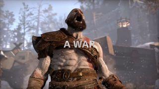God of War - War on the floor