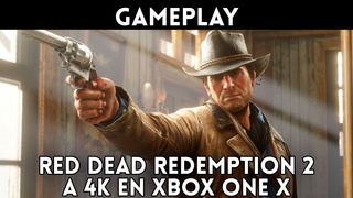 Well you see Red Dead Redemption 2 to 4K on Xbox One X