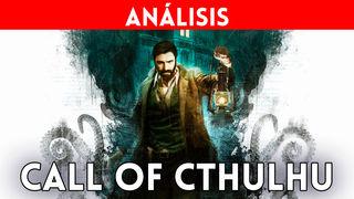 Videoanállisis Call of Cthulhu