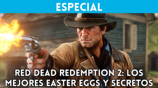 Find an easter egg of the Undead Nightmare of Red Dead Redemption 2
