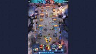 Gears POP! for mobile shows your first video gameplay