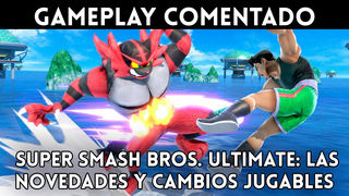 Super Smash Bros. Ultimate: Gameplay additions and changes playable