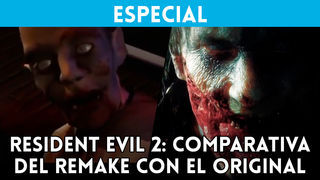 Resident Evil 2 Remake: we Compare its graphics with the original 1998