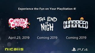 Nicalis confirms The End is Nigh and Dungreed on PlayStation 4