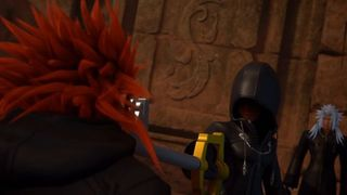 Square Enix does not plan to reveal worlds secrets of Disney in Kingdom Hearts III