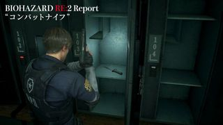 Capcom alters the history of Leon in the remake of Resident Evil 2